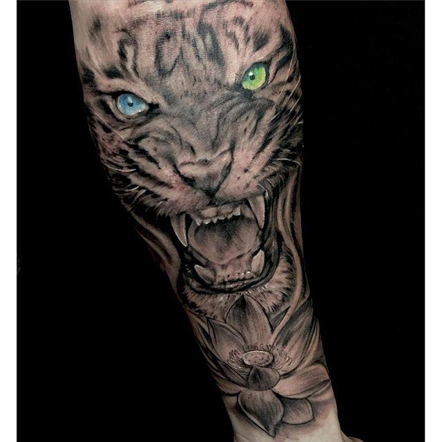 Fernando Gonzalez 's Portfolio   Fernando Gonzalez Tattoos