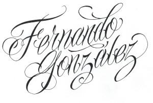 Fernando Gonzalez Tattoos